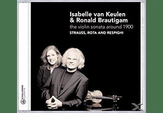 Isabelle Van & Ronald Brautigam Keulen - The Violin Sonata Around 1900  - (CD)