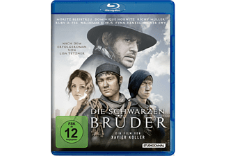 SCHWARZEN BRÜDER [Blu-ray]