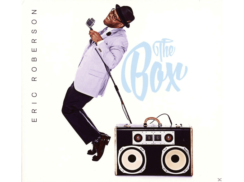 Eric Roberson - The Box [CD]