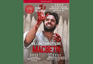 VARIOUS - Macbeth (Globe Theatre London, 2013)  - (DVD)