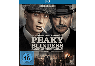 Peaky Blinders - Gangs of Birmingham - Staffel 1 - (Blu-ray)