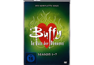 Buffy - Staffel 1-7 Box (Komplett) Box [DVD]
