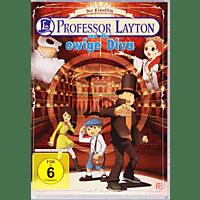 PROFESSOR LAYTON UND DIE EWIGE DIVA [DVD]