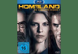 Homeland - Staffel 3 Blu-ray