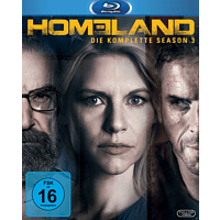 Homeland - Staffel 3 Blu-ray