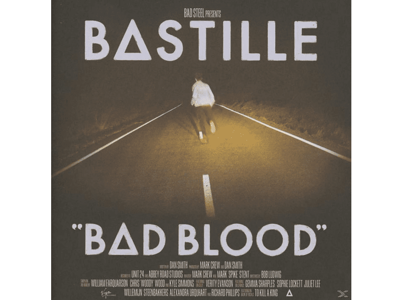 Bastille - Bad Blood CD