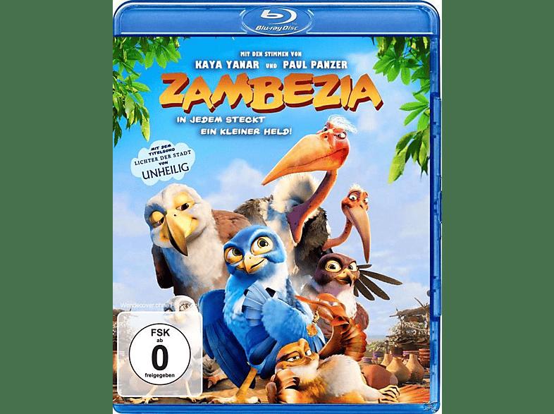 Zambezia - In jedem Kind steckt ein kleiner Held [Blu-ray]