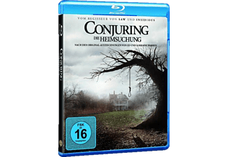 Conjuring - Die Heimsuchung [Blu-ray]