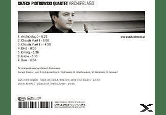 Grzech Piotrowski Quartet - Archipelago  - (CD)