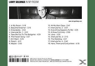 Larry Goldings - In My Room  - (CD)