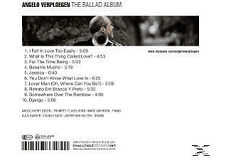 Angelo Verploegen - The Ballad Album  - (CD)