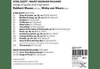 Robbert Muuse, Micha Van Weers - Songs Of Quest And Inspiration  - (CD)