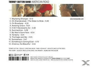 The Tierney Sutton Band - American Road  - (CD)