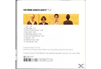 Yuri Honing Acoustic Quartet - True  - (CD)
