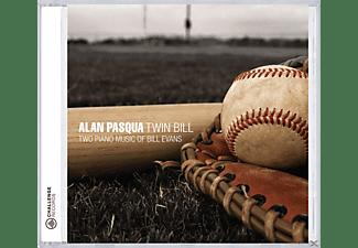 Pasqua Alan - Twin Bill-Two Piano Music Of Bill  - (CD)