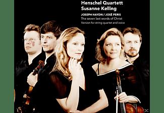 Susanne Kelling, Henschel Quartett - The Seven Last Words Of Christ-Ve  - (CD)