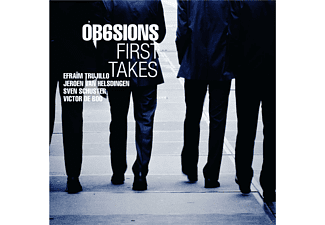 Ob6sions - First Takes  - (CD)