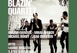 Blazin  Quartet - Jalkan Bazz  - (CD)