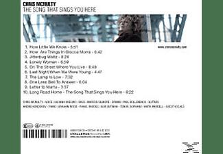 Chris Mcnulty - Song That Sings You Here  - (CD)