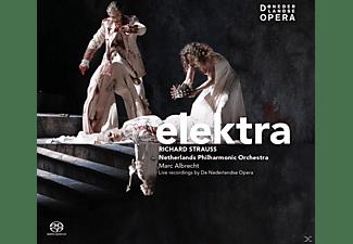 Marc Albrecht, Schuster, Herlitzius, Nylund, De Nederlandse Opera - Elektra (Live 2011)  - (SACD Hybrid)
