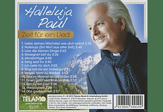 Halleluja Paul - Zeit Für Ein Lied  - (CD)