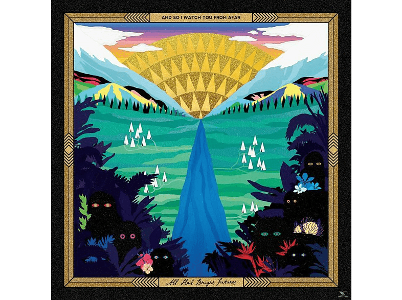 And So I Watch You From Afar - All Hail Bright Futures [CD]