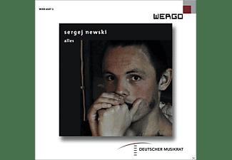 Natalia Pschenitschnikova, Ensemble Musikfabrik, Ensemble Mosaik - Alles  - (CD)