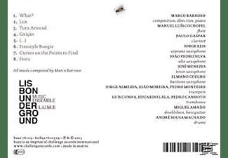 Lisbon Underground Music Ensemble - L.U.M.E.  - (CD)