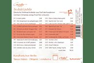 Rundfunkchor Berlin - In Dulci Jubilo - Deutsche Weihnachtslieder Aus Fünf Jahrhunderten [CD]