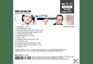 Marc Van Roon - Quantum Stories  - (SACD Hybrid)