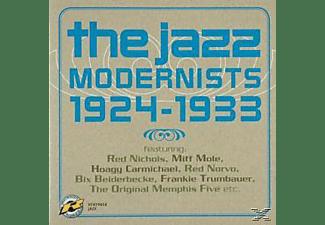 Jazz Modernists - THE JAZZ MODERNISTS 1924-1933  - (CD)