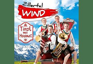 Zillertal Wind - Tirol mei Hoamat  - (CD)