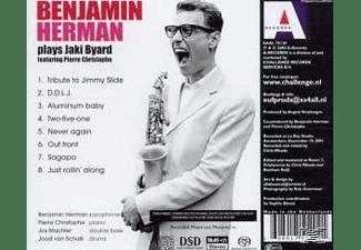Benjamin Herman - Tribute To Jaki Byard-Sa  - (CD)