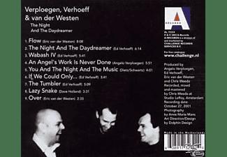 Verhoeff & Van Der West Verploegen, Verhoeff & Van Der Westen Verploegen - Night And The Daydreamer  - (CD)
