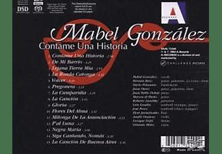 Mabel Gonzalez - CONTAME UNA HISTORIA  - (CD)