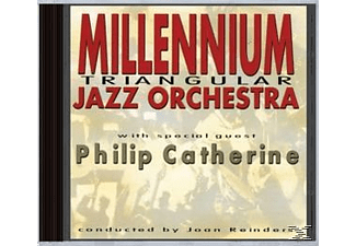 Philip Millennium Jazz Orchestra/catherine - Triangular  - (CD)