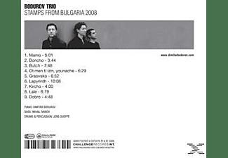 Bodurov Trio - Stamps From Bulgaria 2008  - (CD)