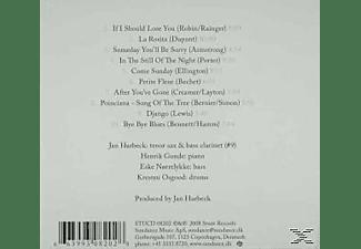 Jan Harbeck Quartet - In The Still Of The Night  - (CD)