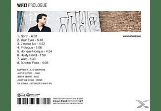 Bart Wirtz - Prologue  - (CD)