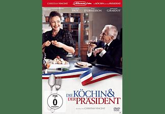 Die Köchin und der Präsident DVD