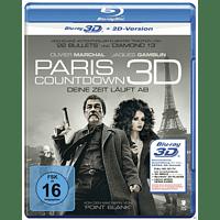 Paris Countdown [3D Blu-ray]