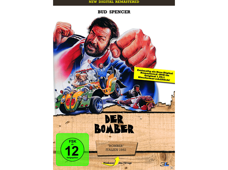 Der Bomber (New Digital Remastered) [DVD]