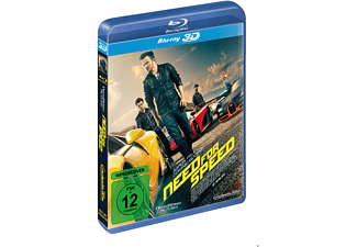 Need for Speed [Blu-ray 3D]