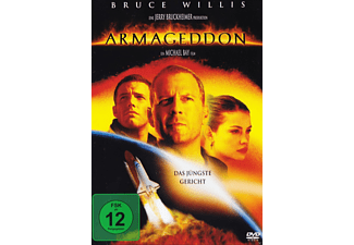Armageddon - Das jüngste Gericht [DVD]