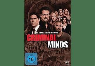 Criminal Minds - Staffel 8 [DVD]