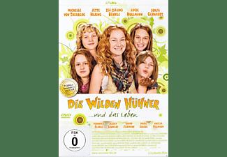Die wilden Hühner und das Leben DVD