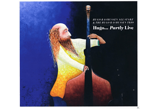 Hugo Trio & All Starz Rasmussen - Hugo...Party Live - (CD)