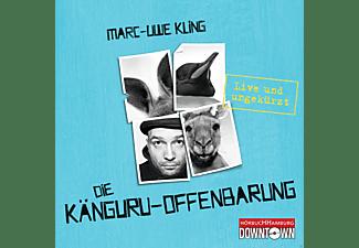Die Känguru-Offenbarung (Live und ungekürzt)  - (CD)