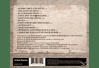 Paul Banks - Blackberry Wine  - (LP + Bonus-CD)