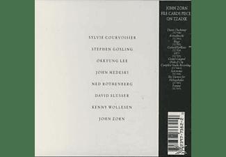 John Zorn - Dictee-Liber Novus  - (CD)